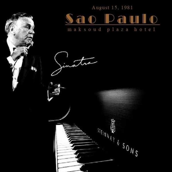 Frank Sinatra - Sao Paulo (August 15, 1981) CD 1