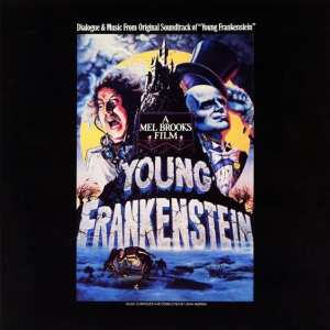 John Morris - Dialogue & Music From Original Soundtrack Of Young Frankenstein (1974) CD 1