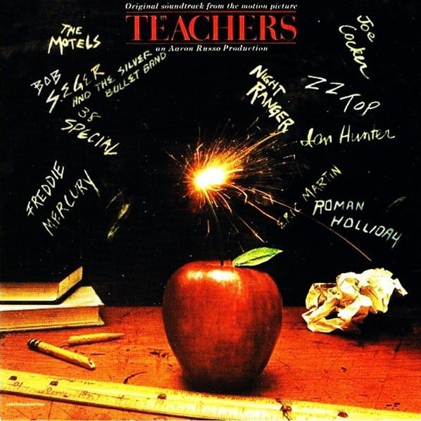 Teachers - Original Soundtrack (1984) CD 6