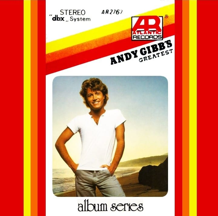 Andy Gibb - Andy Gibb's Greatest (1980) CD 8