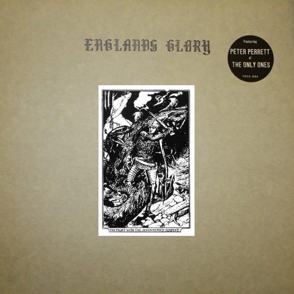 England's Glory - England's Glory (The Legendary Lost Album) (+ BONUS TRACK) (1973) CD 11
