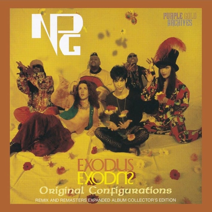 Prince & The NPG - Exodus: Original Configurations (Remix And Remasters Expanded Album Collector's Edition) (2019) 2 CD SET 5