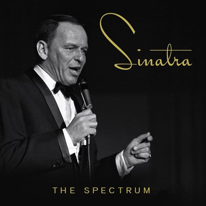 Frank Sinatra - The Spectrum (Philadelphia, Pennsylvania October 7, 1974) CD 9