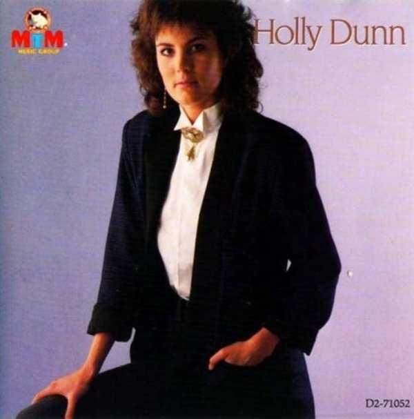 Holly Dunn - Holly Dunn (EXPANDED EDITION) (1986) CD 1