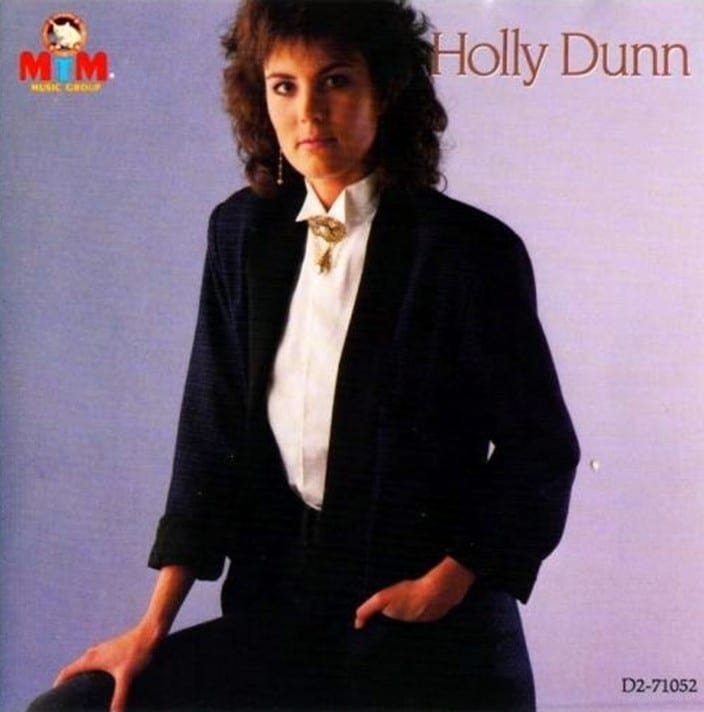 Holly Dunn - Holly Dunn (EXPANDED EDITION) (1986) CD 8