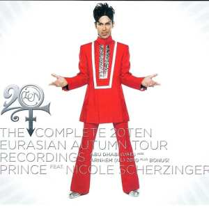 Prince - The Complete 20Ten European Autumn Tour Recordings Vol. 10 (#SAB 438-441) (2011) 4 CD SET 61
