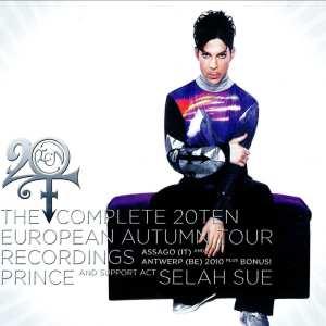 Prince - The Complete 20Ten European Autumn Tour Recordings Vol. 9 (#SAB 434-437) (2011) 4 CD SET 65