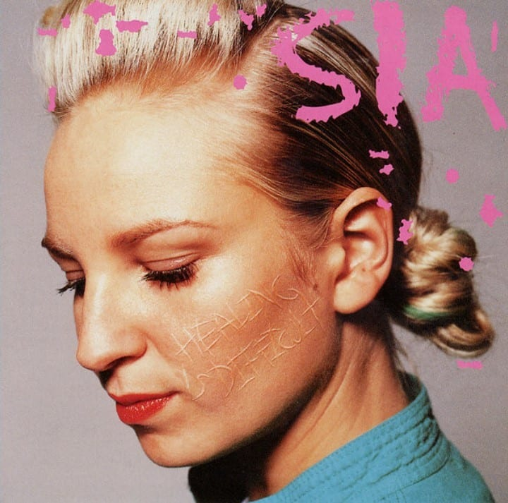 Sia Furler - (Sia) Healing Is Difficult (UK Edition) (2001) CD 10
