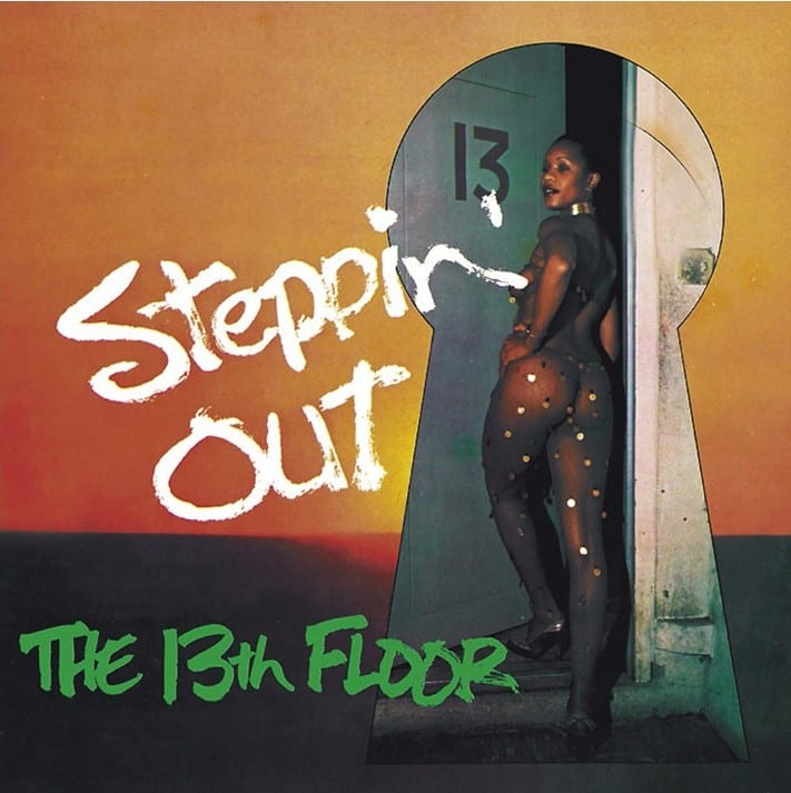 The 13th Floor - Steppin' Out (1977) CD 9