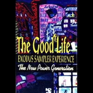 The New Power Generation (Prince) - The Good Life / Exodus Sampler Experience (1995) CD 32