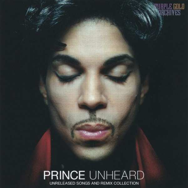 Prince - Unheard (Unreleased Songs And Remix Collection) (2019) 2 CD SET 1