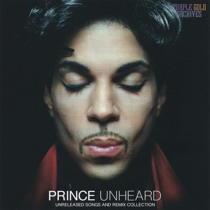 Prince - Unheard (Unreleased Songs And Remix Collection) (2019) 2 CD SET 9