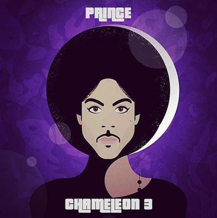 Prince - Chameleon Vol. 4 (Demos, Outtakes & Studio Sessions) (CD) 8