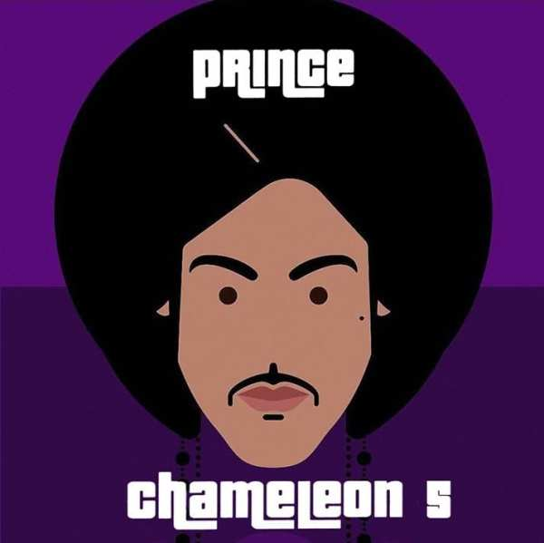 Prince - Chameleon Vol. 5 (Demos, Outtakes & Studio Sessions) (CD) 1