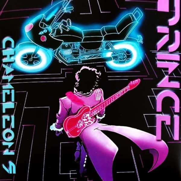 Prince - Chameleon Vol. 9 (Demos, Outtakes & Studio Sessions) (CD) 1
