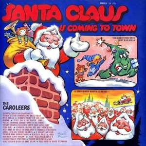 The Caroleers - Santa Claus Is Coming To Town (Diplomat) (1970) CD 26