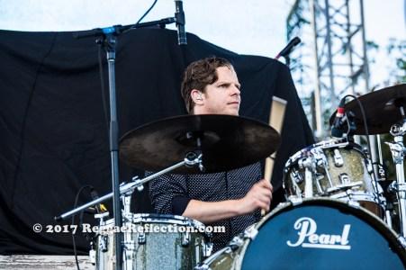 Drummer Jeremy Drury [Photo by Empress K]