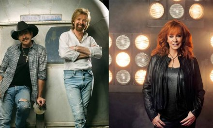 Reba to present Brooks & Dunn with Nash Icon Awards at ACCAs