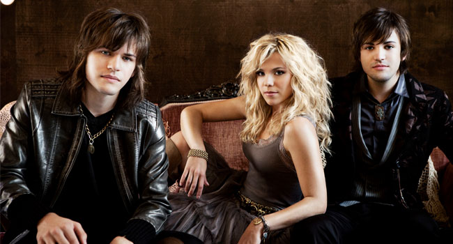 The Band Perry signs with Interscope Records