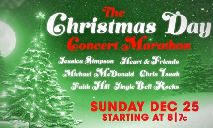 AXS TV delivers Winter Wonderland of Christmas concerts