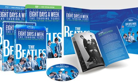'The Beatles: Eight Days A Week – The Touring Years' announced