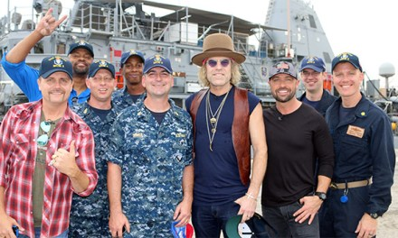 Big & Rich, CMT travel to Bahrain for military shows