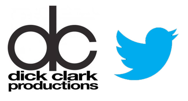Dick Clark Productions, Twitter team for pre-show streaming
