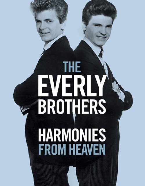 Everly Bros doc set for Sept 9th
