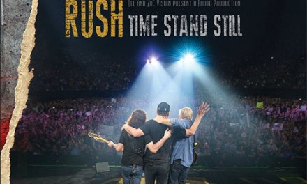 'Rush Time Stand Still' doc announced for Blu-ray, DVD
