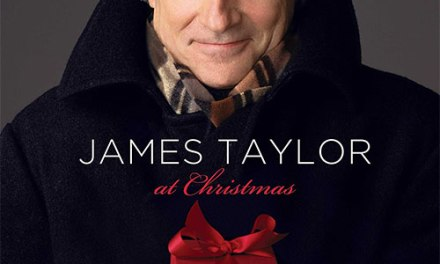 'James Taylor At Christmas' gets vinyl release