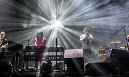 LCD Soundsystem takes 'American Dream' to No 1