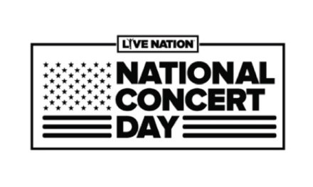 Live Nation announces National Concert Day for May 1st