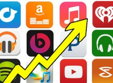 Nielsen Music: Streaming has flowed to the top
