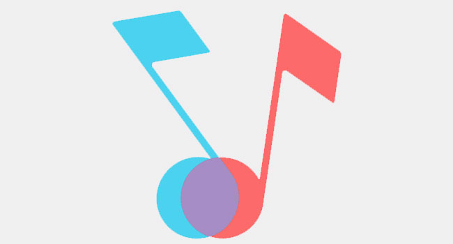 Music discovery app available in App Store