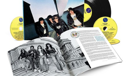 Ramones announce 'Leave Home' 40th Anniversary Deluxe Edition