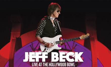 'Jeff Beck – Live At The Hollywood Bowl' detailed for multi-formats