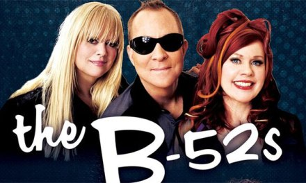 The B-52s gear up for 40th Anniversary World Tour