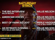 AXS TV celebrates Willie Nelson's 85th Birthday