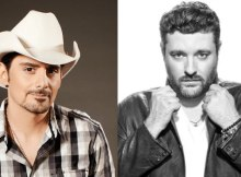 Brad Paisley & Chris Young