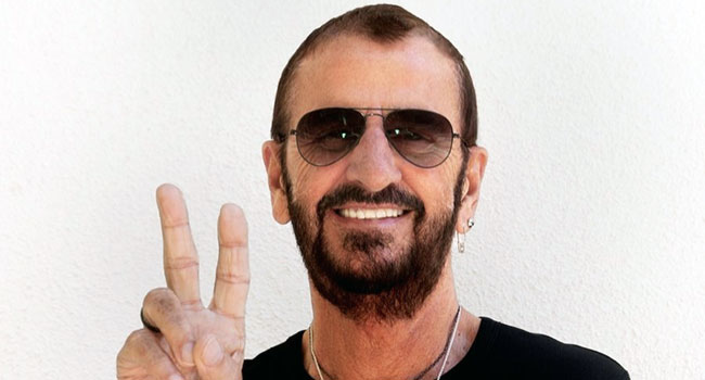 Ringo Starr signs exclusive worldwide publishing deal with BMG