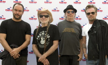 Farm Aid returning to AXS TV Sept 22nd