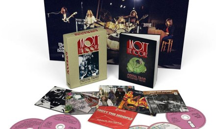 New Mott The Hoople box set compiles every Island Records recording
