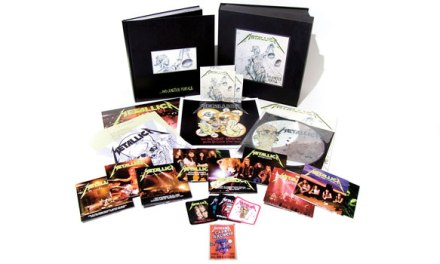 Metallica details 'And Justice For All' reissue