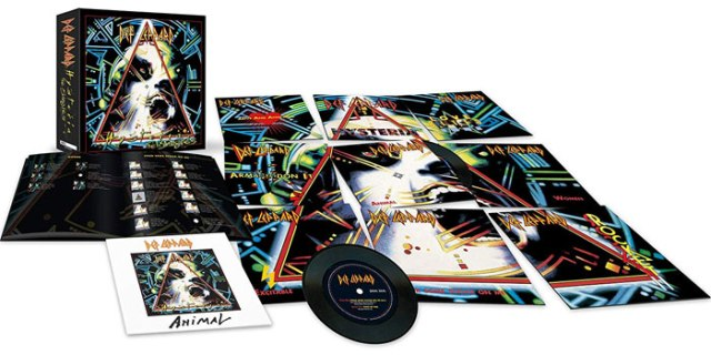 Def Leppard - Hysteria: The Singles
