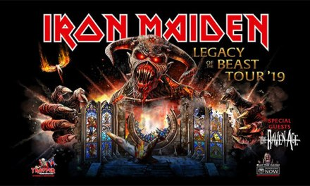 Iron Maiden returning to North America in 2019
