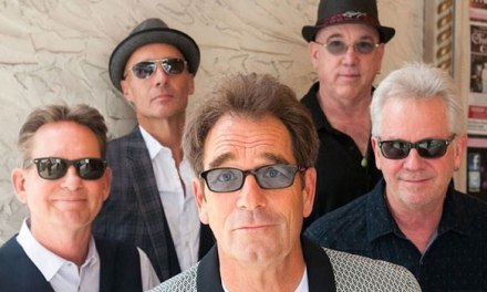 Huey Lewis and the News announce 'Weather'