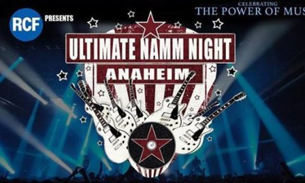 Rock stars gather for Ultimate NAMM Night jam session