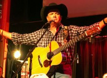Tracy Byrd live at Buck Owens' Crystal Palace on Saturday, February 2, 2019