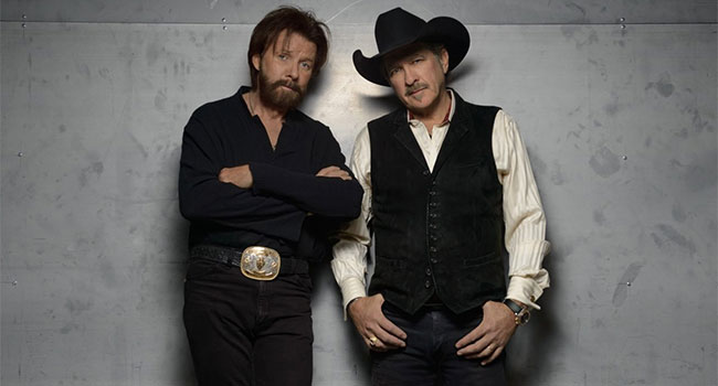 Brooks & Dunn relaunch Reboot tour with new dates
