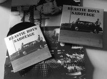 "Beastie Boys - Sabotage 3"" Single"